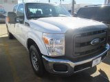 2015 Oxford White Ford F250 Super Duty XL Crew Cab #100381345