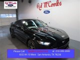 2015 Black Ford Mustang EcoBoost Coupe #100381332