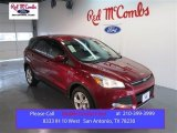 2015 Ruby Red Metallic Ford Escape SE #100381331