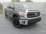 2015 Magnetic Gray Metallic Toyota Tundra SR5 CrewMax #100381815
