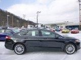 2015 Tuxedo Black Metallic Ford Fusion SE #100381478