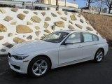 2015 Alpine White BMW 3 Series 320i xDrive Sedan #100382367