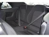2015 Ford Mustang V6 Convertible Rear Seat