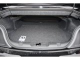 2015 Ford Mustang V6 Convertible Trunk