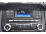 2015 Ford Mustang V6 Convertible Audio System