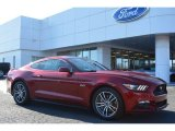 2015 Ruby Red Metallic Ford Mustang GT Premium Coupe #100381631