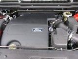 2015 Ford Explorer Engines