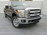 2015 Magnetic Ford F250 Super Duty XLT Crew Cab 4x4 #100381798