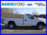 2015 Oxford White Ford F250 Super Duty XL Regular Cab 4x4 #100381286