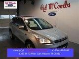 2014 Ingot Silver Ford Escape SE 2.0L EcoBoost #100381364