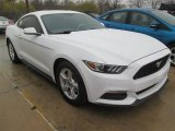 2015 Oxford White Ford Mustang V6 Coupe #100381359