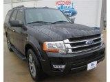 2015 Tuxedo Black Metallic Ford Expedition XLT #100381357