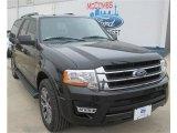 2015 Tuxedo Black Metallic Ford Expedition EL XLT #100381353