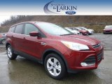 2015 Sunset Metallic Ford Escape SE 4WD #100381535