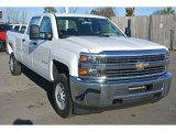 2015 Chevrolet Silverado 2500HD WT Crew Cab Data, Info and Specs