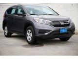 2015 Modern Steel Metallic Honda CR-V LX #100381704