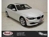 2014 Mineral White Metallic BMW 3 Series 328d Sedan #100381904