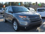 2013 Sterling Gray Metallic Ford Explorer Limited #100465776