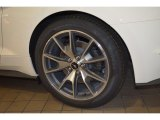 2015 Ford Mustang 50th Anniversary GT Coupe Wheel