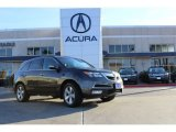 2010 Grigio Metallic Acura MDX Technology #100465567