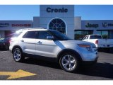 2013 Ingot Silver Metallic Ford Explorer Limited #100465697