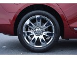 Buick LaCrosse 2010 Wheels and Tires