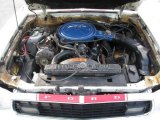 Ford Mustang II Engines