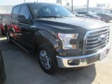 2015 Tuxedo Black Metallic Ford F150 XLT SuperCrew #100490587