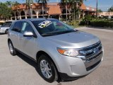 2014 Ingot Silver Ford Edge Limited #100490639