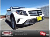 2015 Cirrus White Mercedes-Benz GLA 250 4Matic #100490684