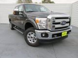 2015 Magnetic Ford F250 Super Duty XLT Crew Cab 4x4 #100490735