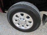 GMC Sierra 3500HD 2014 Wheels and Tires