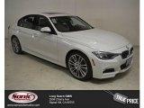 2015 Alpine White BMW 3 Series 335i Sedan #100490790