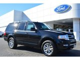 2015 Tuxedo Black Metallic Ford Expedition Limited 4x4 #100521521