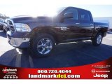 2015 Western Brown Ram 1500 Big Horn Crew Cab #100521520