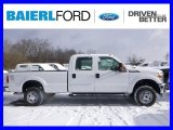 2015 Oxford White Ford F250 Super Duty XL Crew Cab 4x4 #100521345