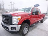 2015 Ford F250 Super Duty XL Crew Cab 4x4 Data, Info and Specs