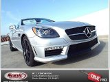 2015 Mercedes-Benz SLK 55 AMG Roadster