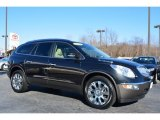 2011 Carbon Black Metallic Buick Enclave CXL #100521525