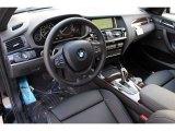 2015 BMW X4 Interiors