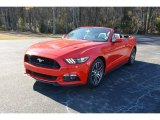 2015 Race Red Ford Mustang GT Premium Convertible #100557681
