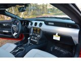 2015 Ford Mustang GT Premium Convertible Dashboard
