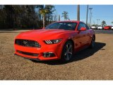 2015 Race Red Ford Mustang V6 Coupe #100557680