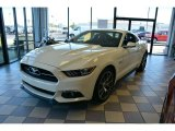 2015 50th Anniversary Wimbledon White Ford Mustang 50th Anniversary GT Coupe #100557677