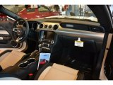 2015 Ford Mustang 50th Anniversary GT Coupe Dashboard