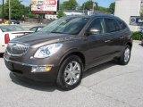 2008 Cocoa Metallic Buick Enclave CXL AWD #10035868