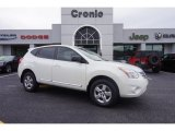 2013 Pearl White Nissan Rogue S #100557511