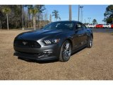 2015 Magnetic Metallic Ford Mustang EcoBoost Coupe #100557686