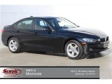2015 Jet Black BMW 3 Series 320i Sedan #100557573