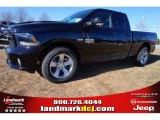 2015 Black Ram 1500 Sport Quad Cab #100593046